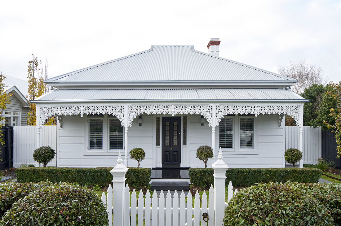 williamstown victorian facade